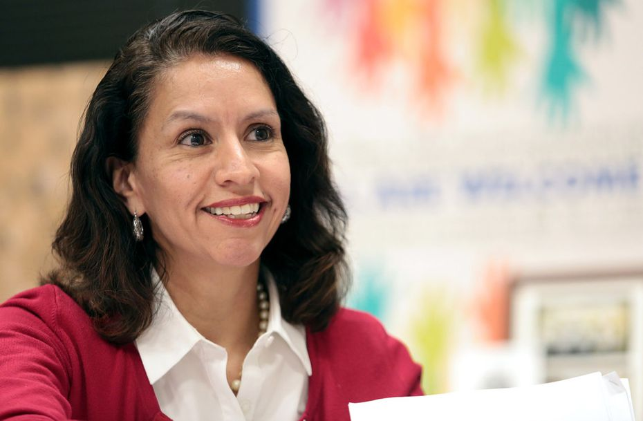 Liz Cedillo-Pereira is director of the Office of Welcoming Communities and Immigrant Affairs.