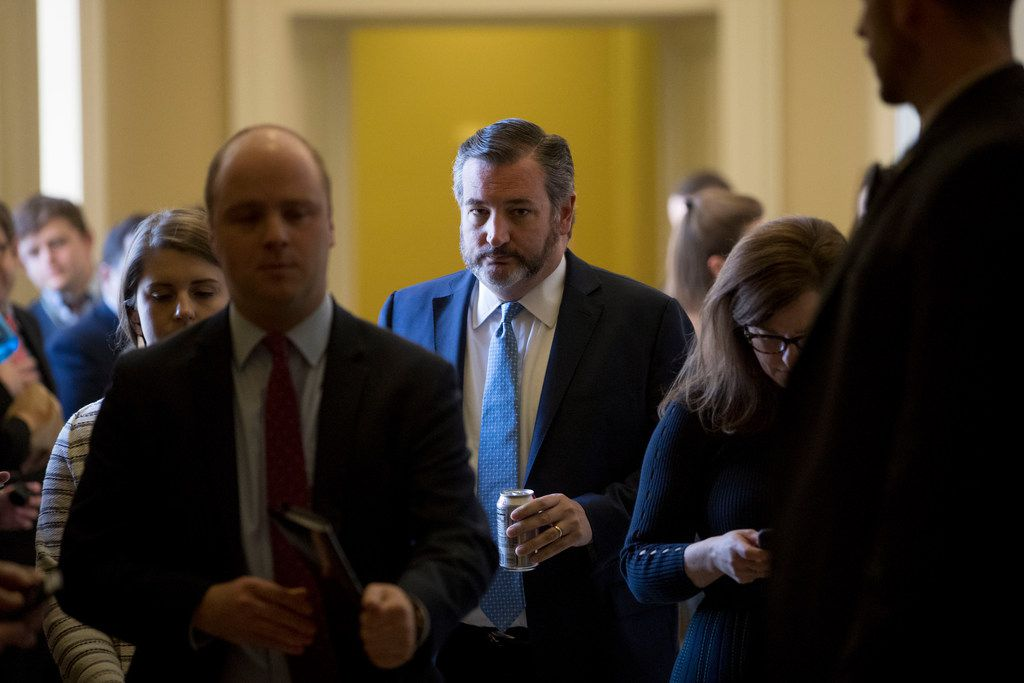 Sen. Ted Cruz, R-Texas, led a bipartisan grilling of top U.S. aviation regulators over the recent Boeing 737 Max 8 plane crashes that left nearly 350 people dead..