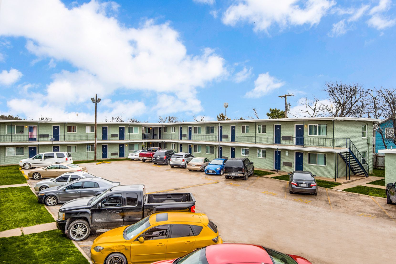 An investor has purchased the Chiquita apartments in Cockrell Hill.