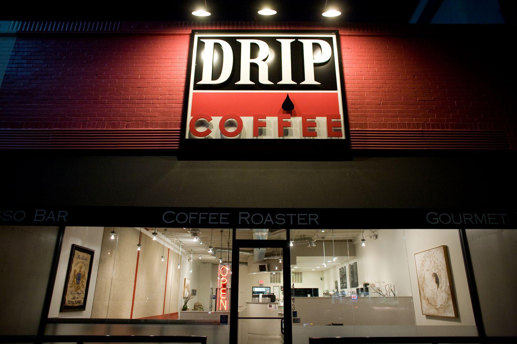 Drip Coffee in Dallas