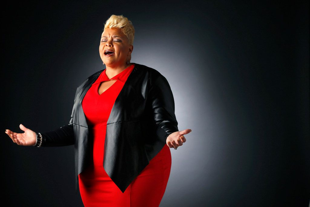 """Fort Worth native Tamela Mann received her second Grammy nomination for the single """"God Provides,"""" a song written by longtime friend Kirk Franklin."""