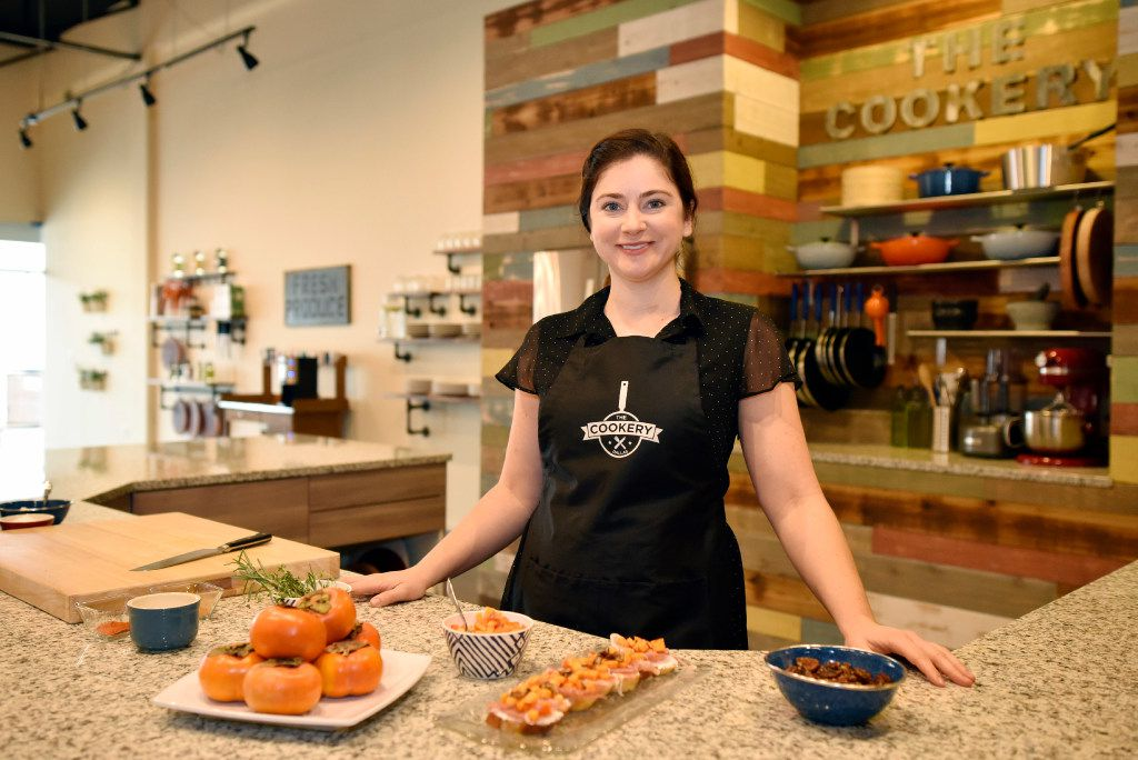 Kelly Huddleston is the owner of The Cookery, a cooking school that started accepting reservations in July 2019.
