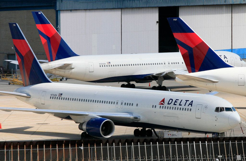 Five of Delta's top 10 record revenue-generation days have occurred in the past 30 days, company officials said Thursday.