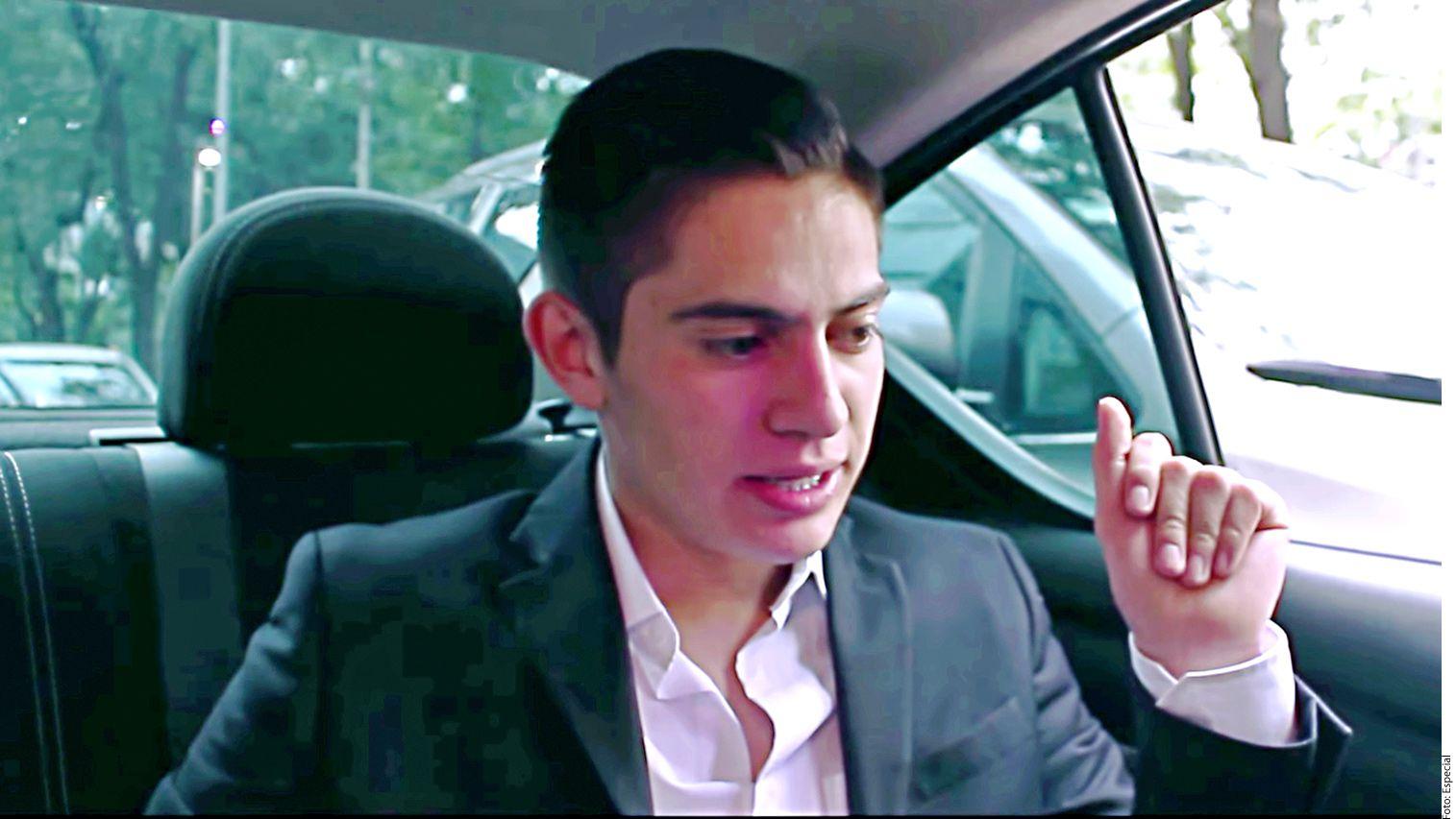 El youtuber Germán Abraham Loera Acosta, de 23 años, quien imparte conferencias sobre temas de desarrollo empresarial, fue arrestado junto con otros cuatro hombres acusado de ser el presunto líder de una banda de secuestradores./ AGENCIA REFORMA