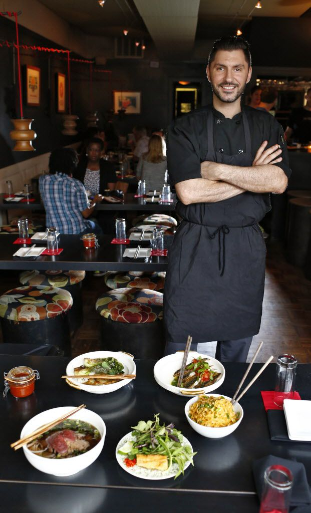 Chef Peja Krstic  at Mot Hai Ba