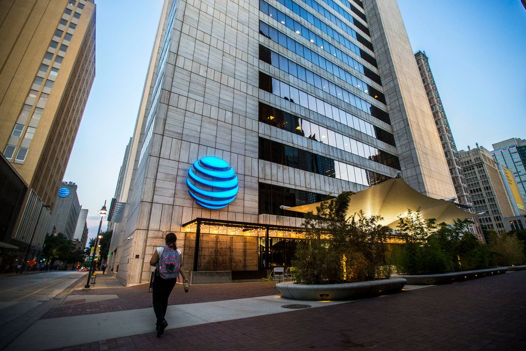 AT&T has grown through major acquisitions, including Time Warner and DirecTV. But total returns to AT&T shareholders have badly lagged the market and its rivals.