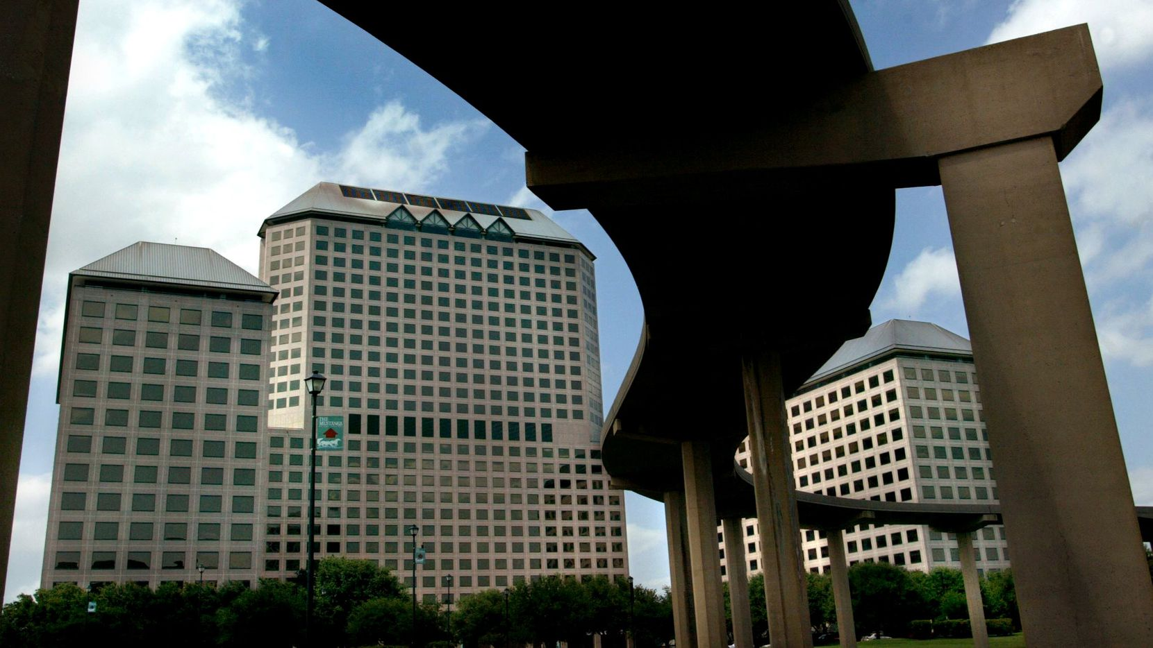 Las Colinas has been one of the top North Texas office leasing markets for the last two years.