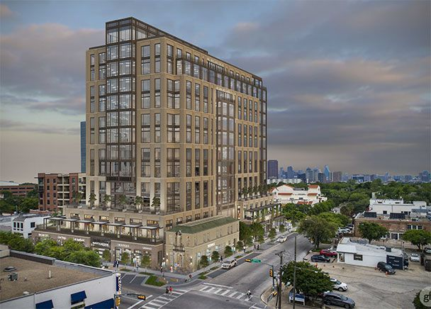 The new Weir's Furniture office and retail building will open in 2021.