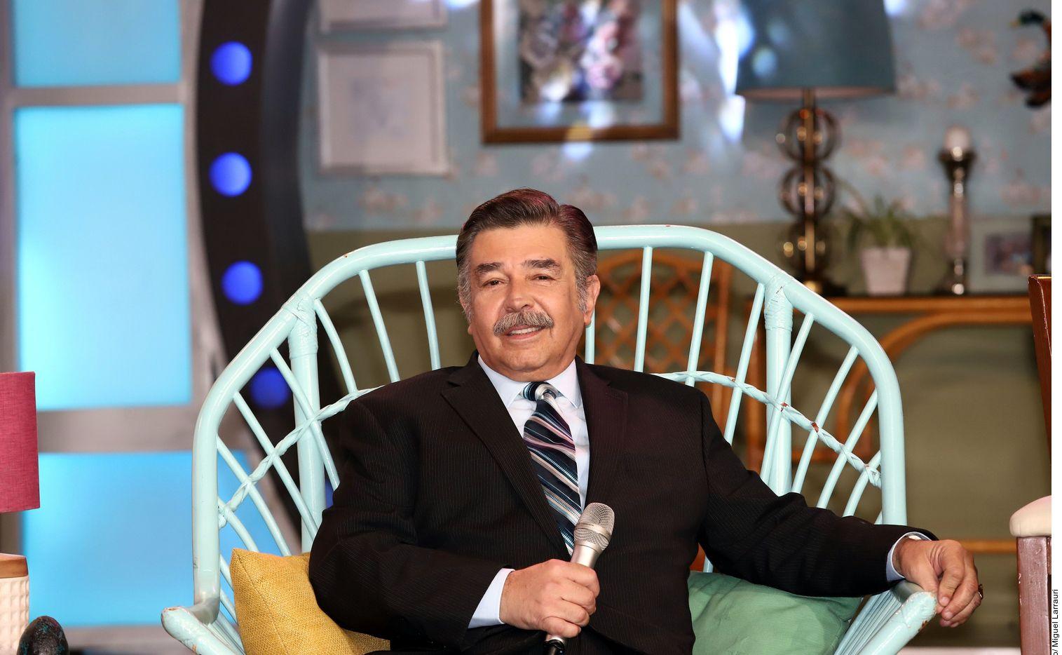 Jorge Ortiz de Pinedo no le baja el ritmo a sus actividades a pesar de las recomendaciones del médico.