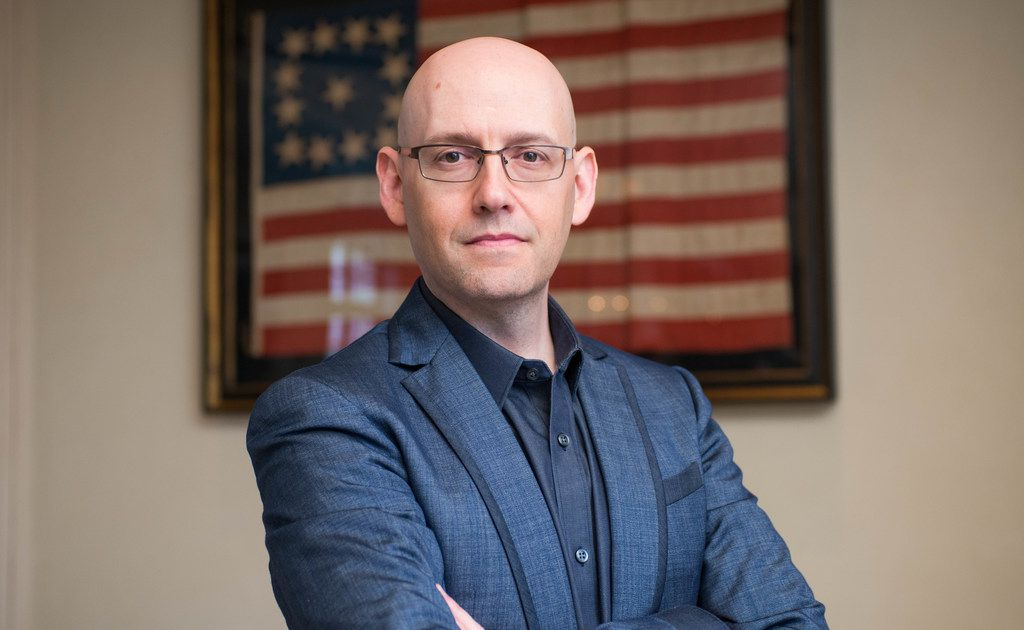 Brad Meltzer's 'The First Conspiracy' is a tale of a shadowy plan that just happens to be true