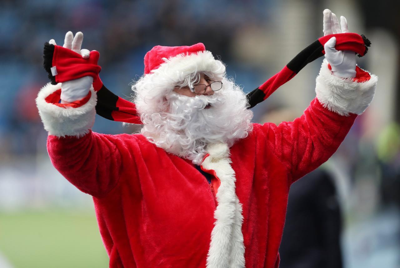 Santa Claus (GETTY IMAGES/IAN MacNICOL)