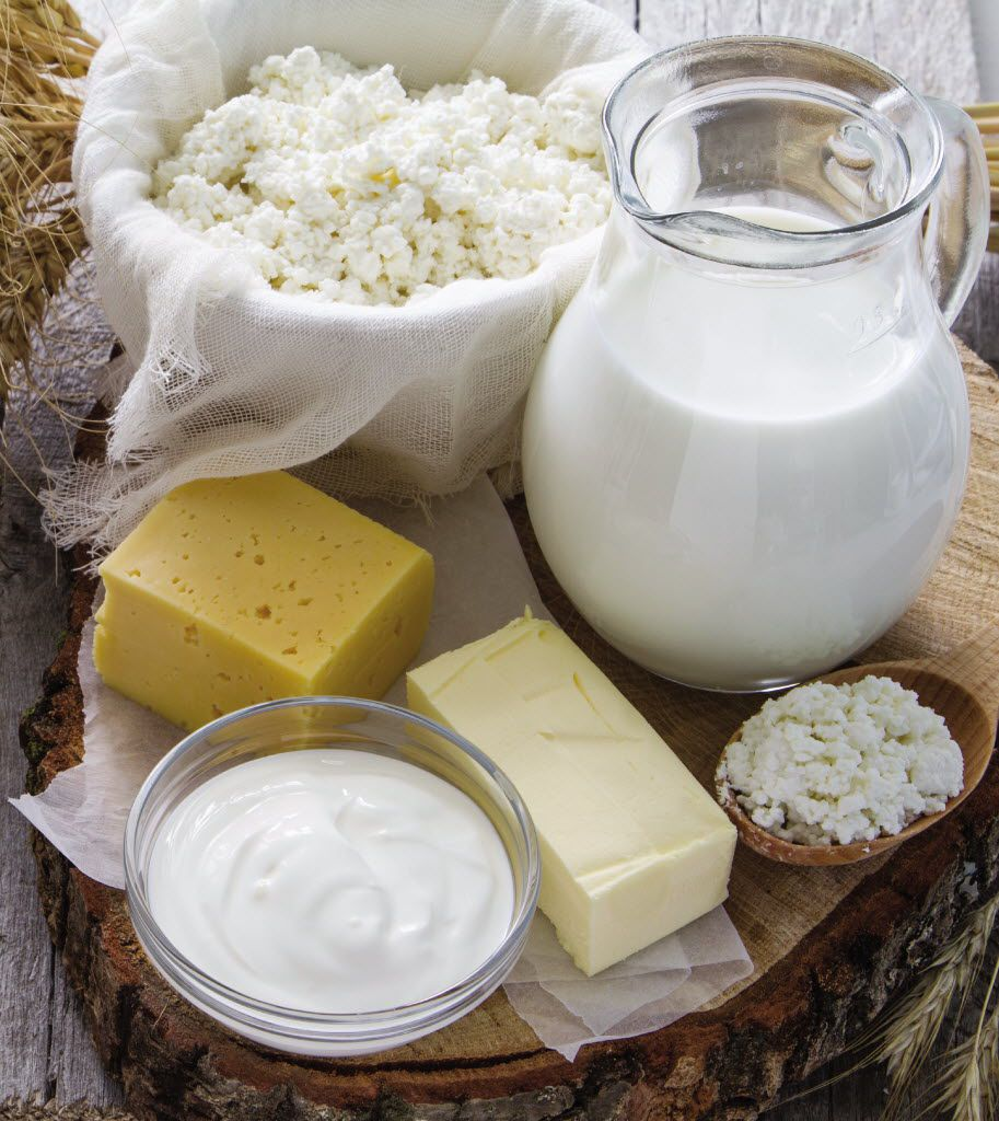 Dairy in all its forms can be good for you, but keep it non-fat or low-fat.