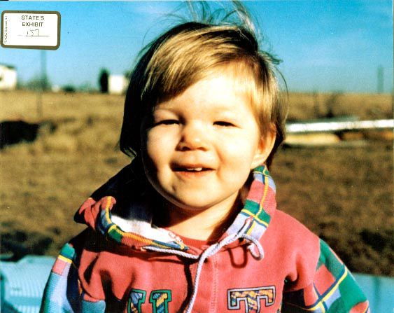 This photo of Lauren Kavanaugh was taken Dec. 26, 1994, the day Sabrina and Bill Kavanaugh gave the 20-month-old back to her birth mother, Barbara Atkinson, outside a Walmart in Jasper.