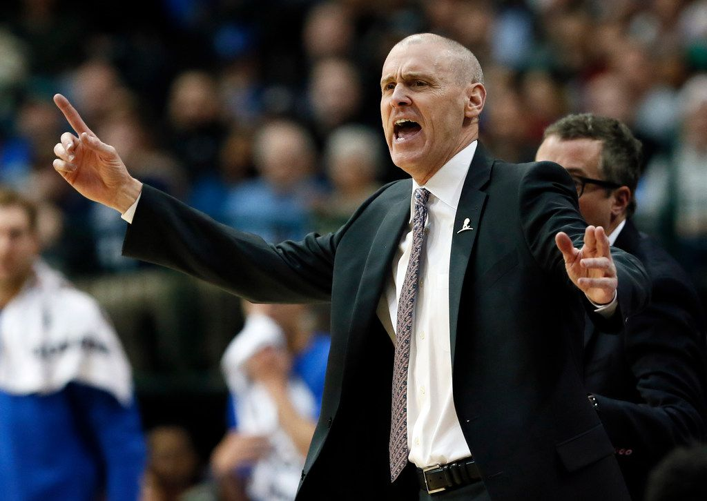 Coach Rick Carlisle took blame for a botched late-game inbounds play, but also has to be accountable for leaving the Mavericks strapped for timeouts in crunch time. (AP Photo/Tony Gutierrez)