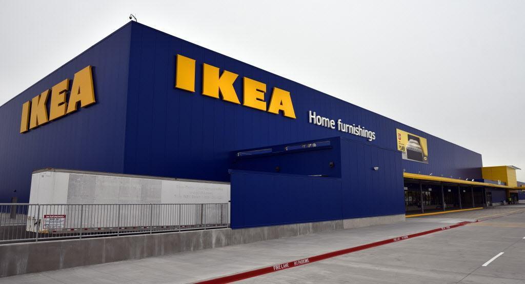 La nueva tienda de IKEA en Grand Prairie abrirá el 13 de diciembre BEN TORRES/AL DÍA