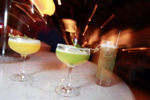Victor Tangos será uno de los bares que ofrecerá sus creaciones en Shaken and Stirred.