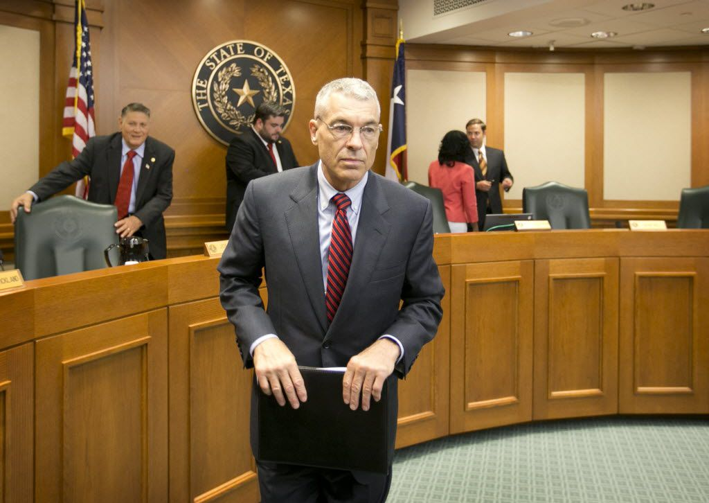 Steve McCraw, director of the Texas Department of Public Safety since being appointed by former Gov. Rick Perry in 2009, has been the target of criticism from Gov. Greg Abbott over the botched rollout of a noncitizen voting investigation.