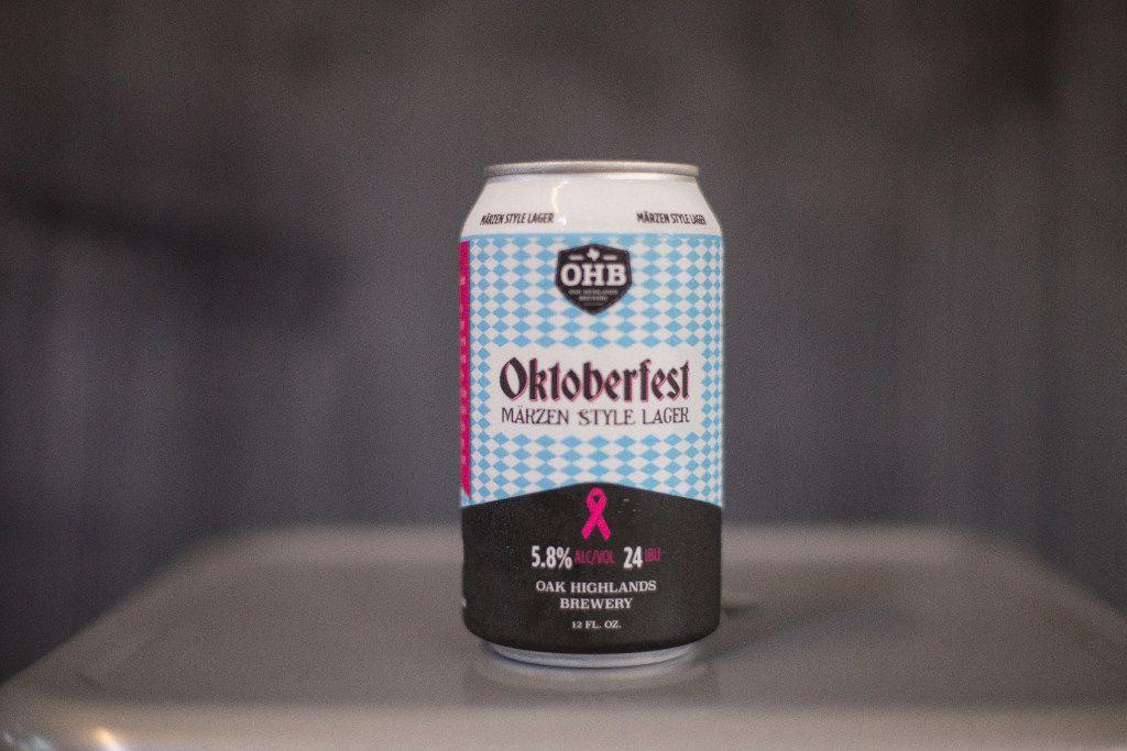 OHB Oktoberfest, by Oak Highland Brewery, Dallas