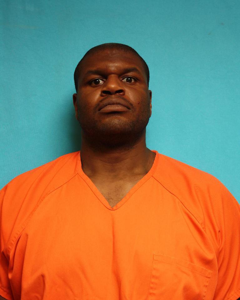 Mug shot of former Cowboys DT Josh Brent, arrested Sunday on suspicion of public intoxication.
