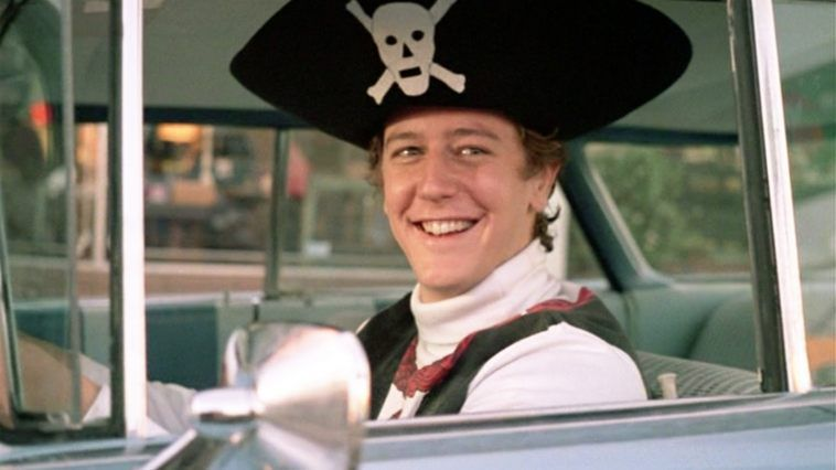 Judge Reinhold in Fast Times at Ridgemont High.