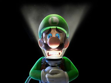 """Artwork from """"Luigi's Mansion 3"""" on the Nintendo Switch."""