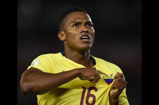 Ecuador estará en Frisco en mayo. Foto cortesía Federación Ecuatoriana de Futbol.