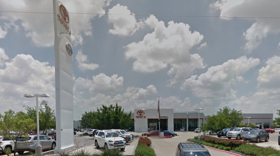 Toyota Of Rockwall >> Toyota Of Rockwall Taken To Task After Manager S Wife Wins