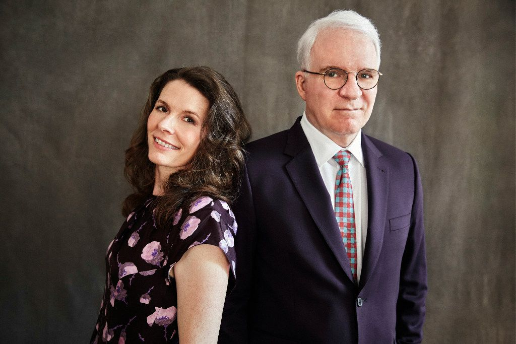 Dallas native Edie Brickell and Waco native Steve Martin composed the music and lyrics for 'Bright Star,' a 2016 Tony nominee for Best Musical. AT&T Performing Arts Center will present the national tour of the musical at the Winspear Opera House as part of its 2017-2018 Broadway series June 12-24-2018.