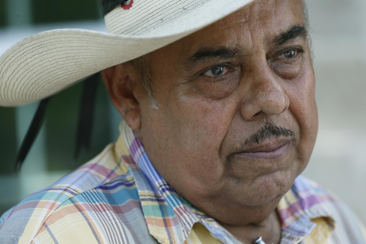 José Santos Coria fue acusado de crimen organizado. Al final solo recibió una condena por robo que no incluyó prisión. NATHAN HUNSINGER/DMN