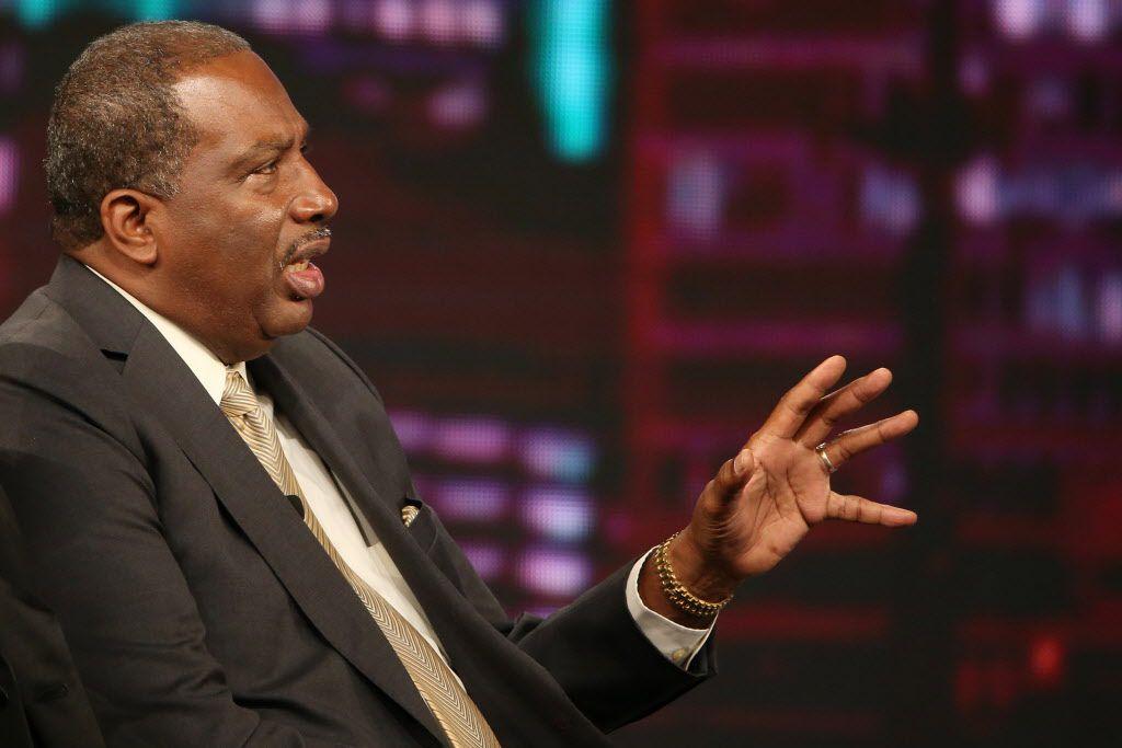El senador estatal Royce West. Foto DMN