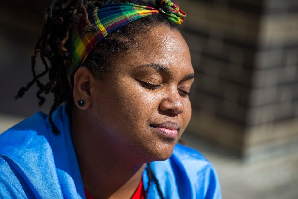 St. Lucian activist Safiya Paul takes a moment to reflect on the verdict in a verdict in the slaying of her countryman Botham Jean.