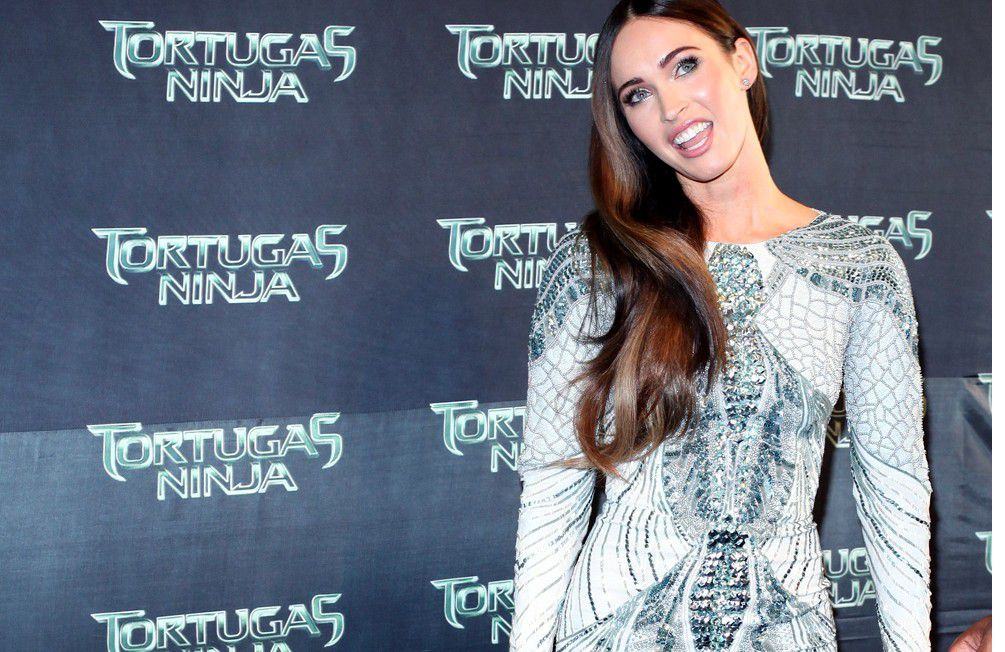 La actriz Megan Fox espera un bebé de Brian Austin Green, de quien supuestamente se encontraba en proceso de divorcio. /AGENCIA REFORMA
