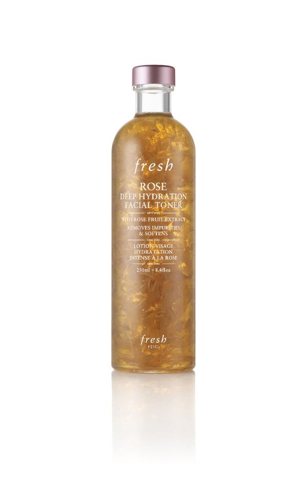 Rose Deep Hydration Facial Toner by Fresh, $44, Fresh shop at NorthPark Center and Neiman Marcus