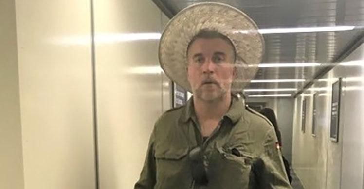 ICE deported John Ford, 38, from the U.S. on June 4 after he was convicted twice for trespassing on the private property of Kendall Jenner, a U.S. celebrity and model.