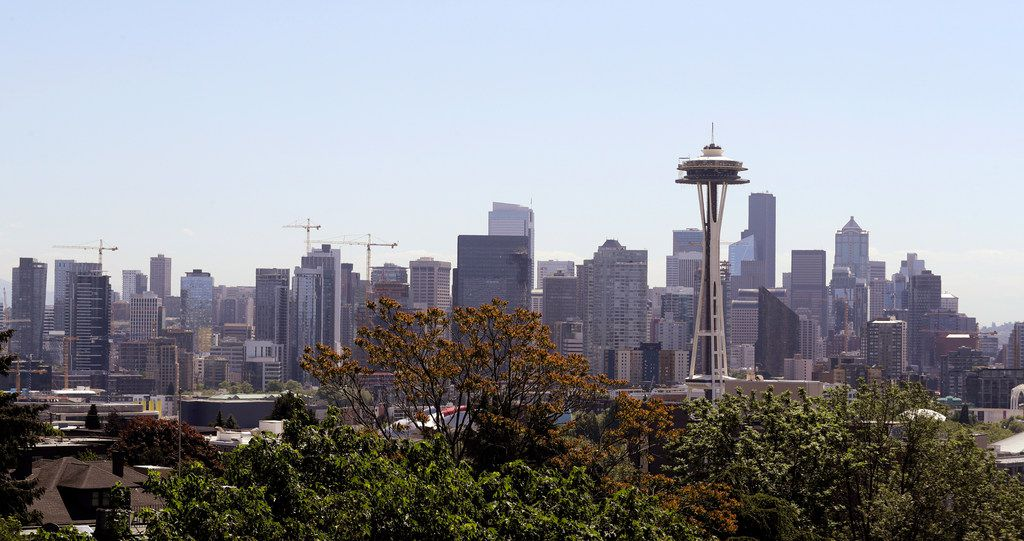 Seattle is known for its high-tech employers — Amazon and Microsoft — but it's also the least affordable among the nation's 10 fastest-growing metro areas.