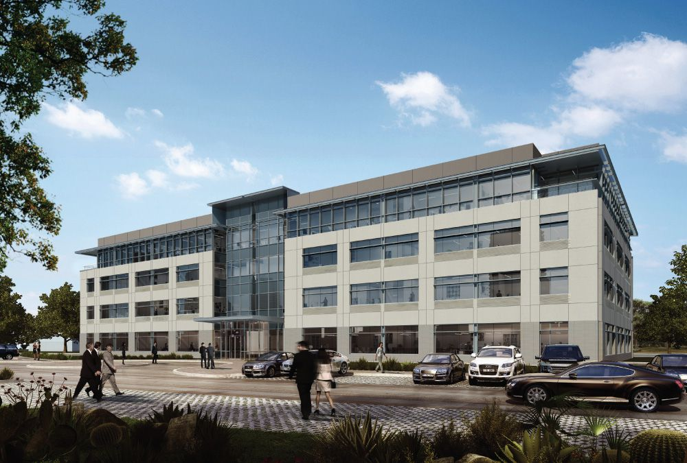 Venture X is opening a shared office operation in the Stonebrook Business Park on the Dallas North Tollway.