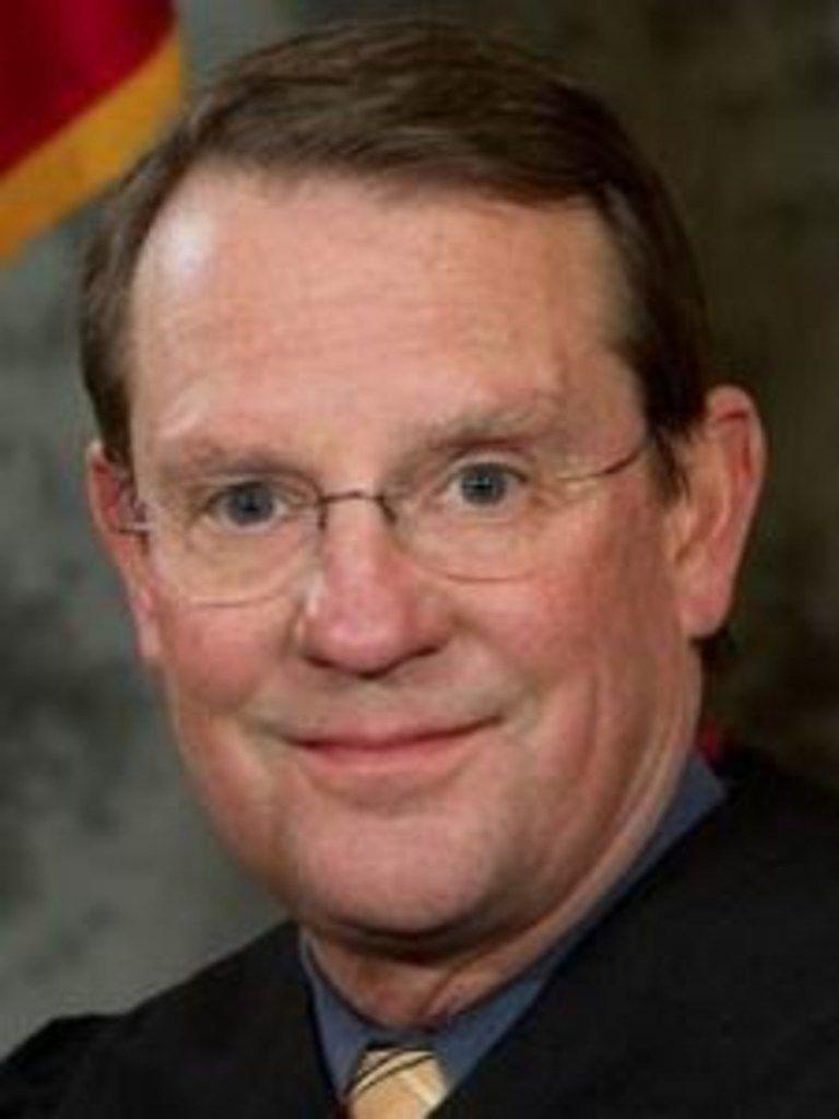 Judge Dennis Jones