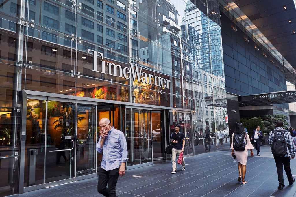 While the government worries about the potential harm from the merger of AT&T and Time Warner, the two companies are already fighting to compete in a media landscape that's changing fast. (An Rong Xu/The New York Times)