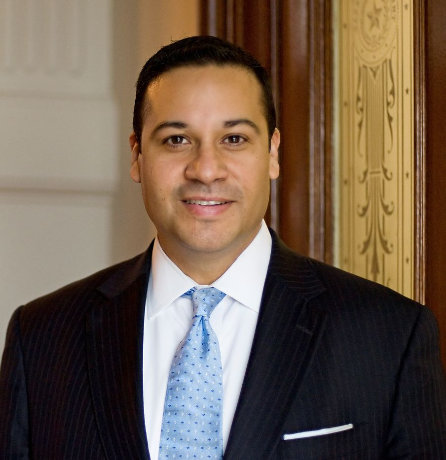 Rep. Jason Villalba, R-Dallas, broke with his party to vote for two pro-LGBT bills on May 3, 2017.