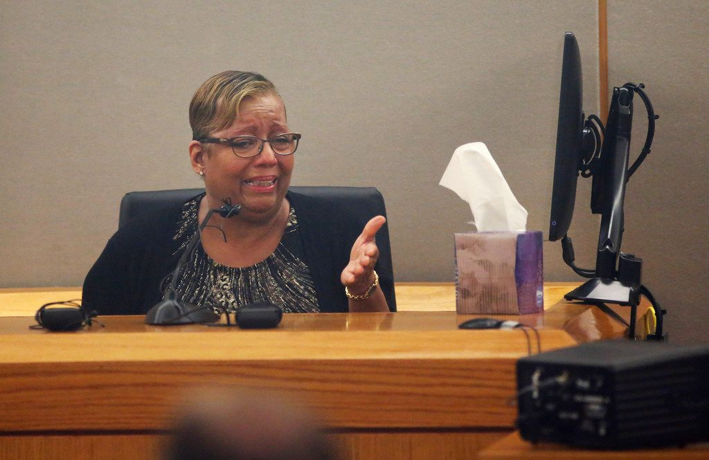 "Brenda Cradler said her nephew Thomas Johnson needed help years before the murder, but no one wanted to help: ""All they saw was his athletic abilities."""