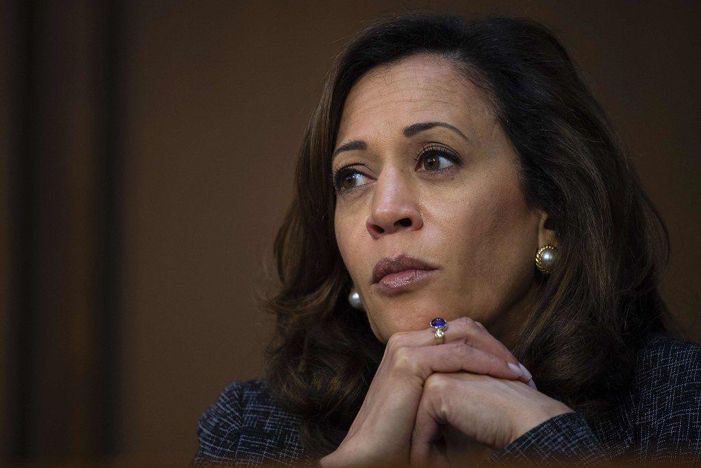 U.S. Senator Kamala Harris announced Monday that she is running for president (File / Getty Images)