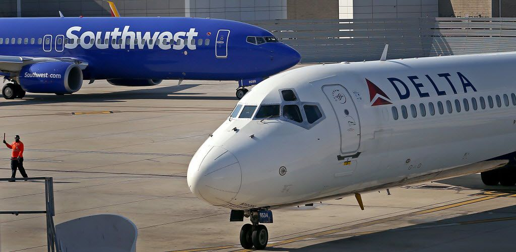 The Love Field gate fight between Delta and Southwest airlines began in 2015, when the city of Dallas sued the airlines to head off a budding conflict over gate space at the city-owned airport.