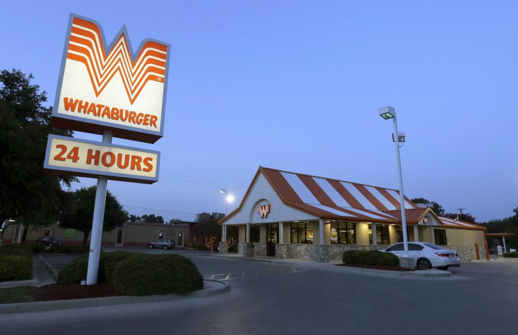 Whataburger empezó en 1950 en Corpus Christi.(dmn)