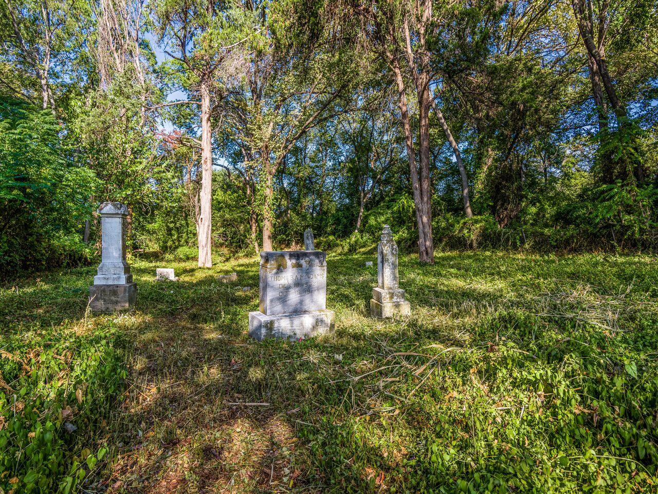 McAdam's Cemetery in Oak Cliff (Photo by Michael Cagle)