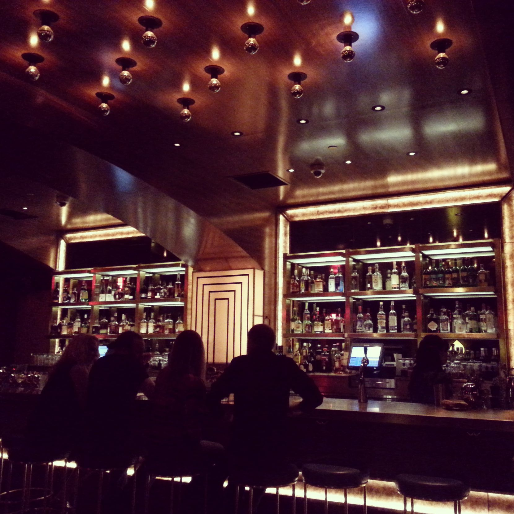Midnight Rambler: Among the city's most beautiful and comfortable bar spaces, it's also a subterranean haven for those seeking great cocktails.