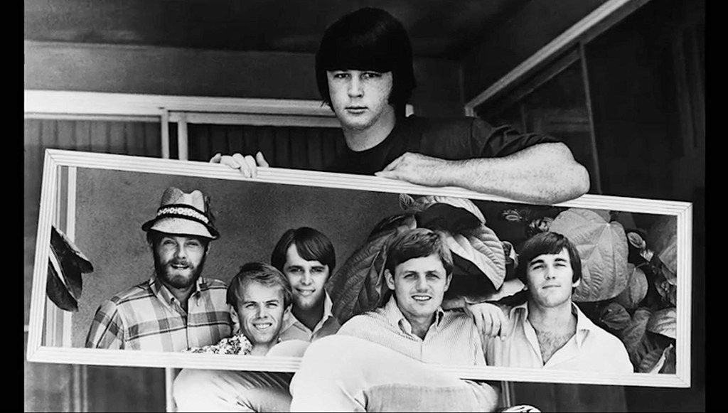 Brian Wilson and The Beach Boys in Echo In the Canyon