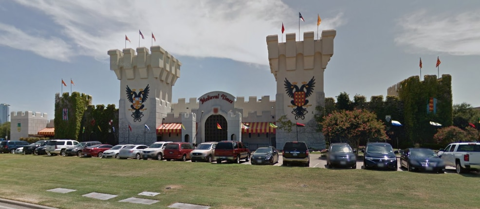 Dallas police arrest man accused of killing mom in front of daughter, son outside Medieval Times