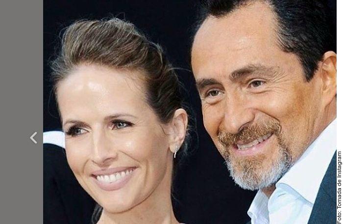 El actor mexicano informó que su esposa falleció el 20 de abril./AGENCIA REFORMA