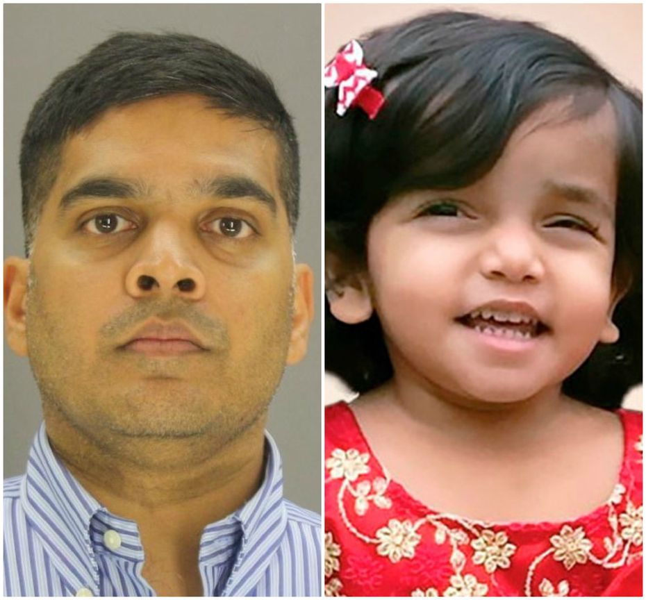 Wesley Mathews pleaded guilty in the October 2017 death of 3-year-old Sherin Mathews, his adopted daughter.