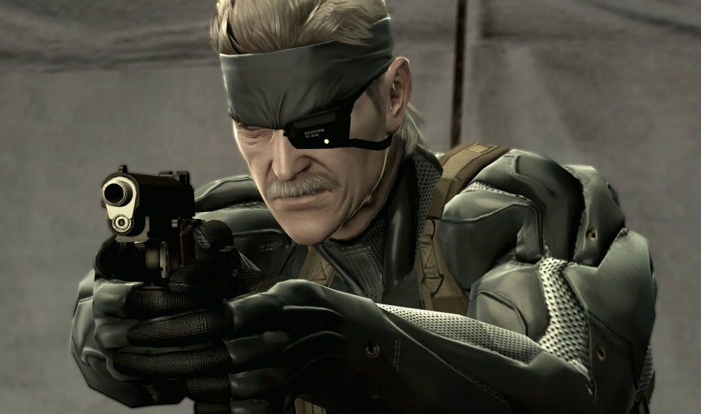 The artwork of the Metal Gear Solid franchise has sparked a multi-book set, The Art of Metal Gear Solid I-IV.